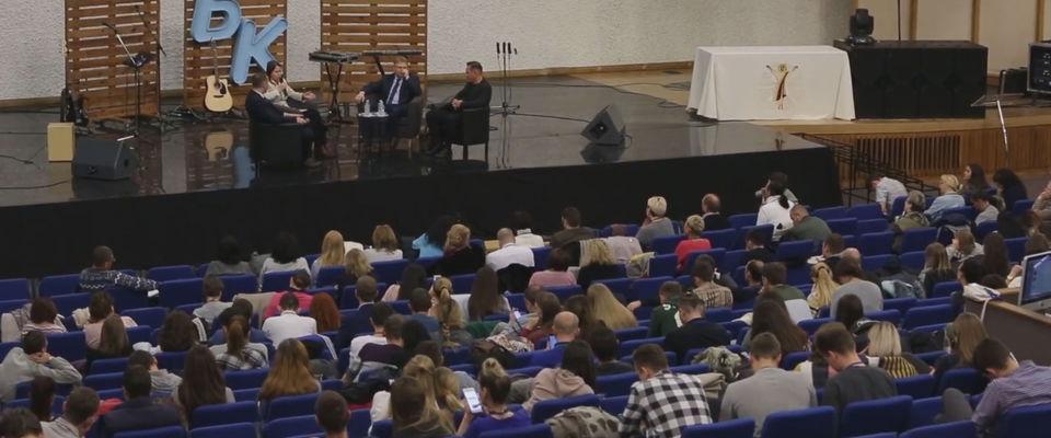В московской церкви «Слово жизни» прошли Библейские курсы на тему «500 лет Реформации»