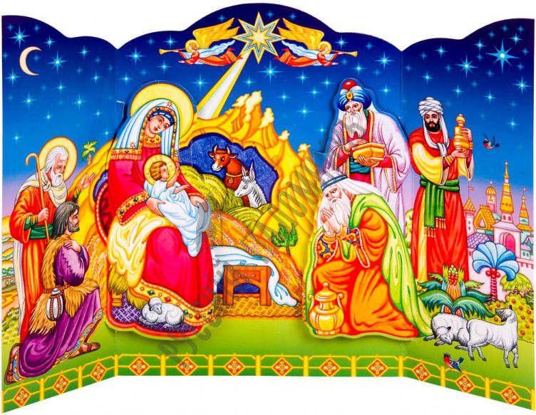 рождественский вертел 11