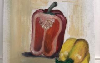 Перец-сеятель и жатва плодов