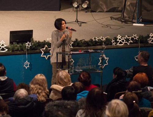 Команда служителей нашей церкви провела в Хабаровске семинар по внутреннему исцелению
