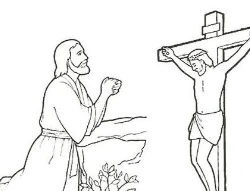 Детское служение. Материал от воскресной школы на каждый день перед Пасхой